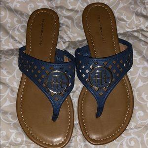 Brand new Tommy Hilfiger sandals